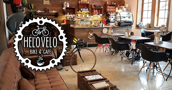 HeloVelo Bike & Cafe